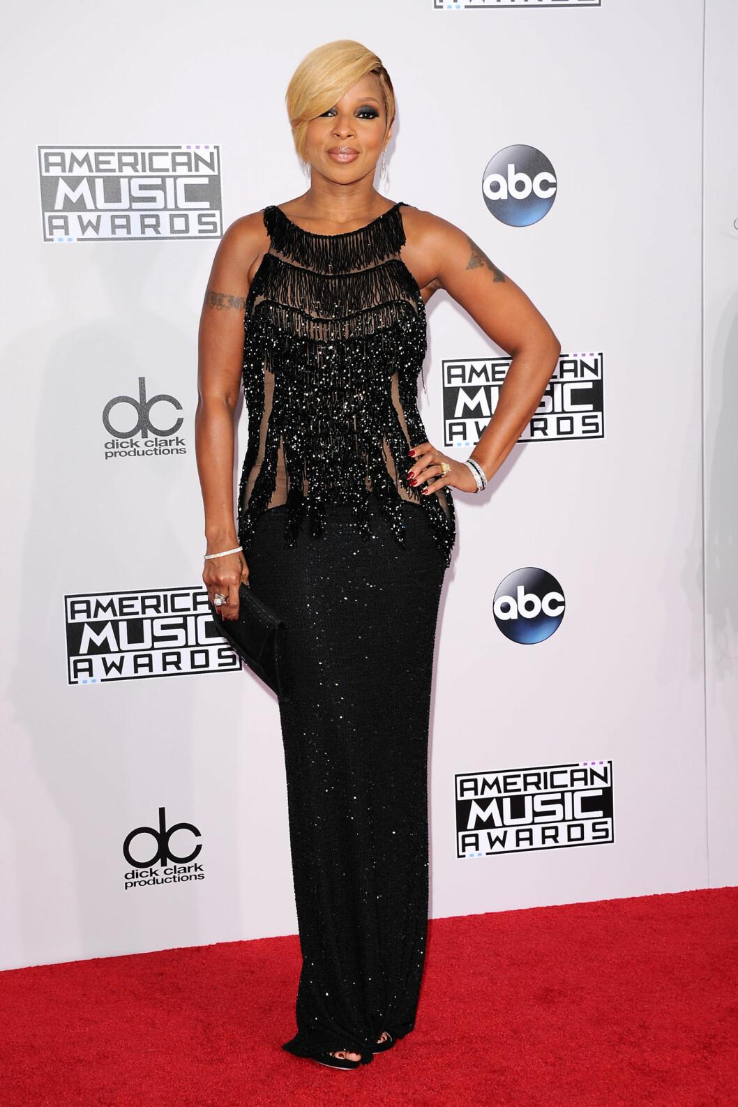 Mary J Blige Foto: KYLE ROVER/startraksphoto.com/Al