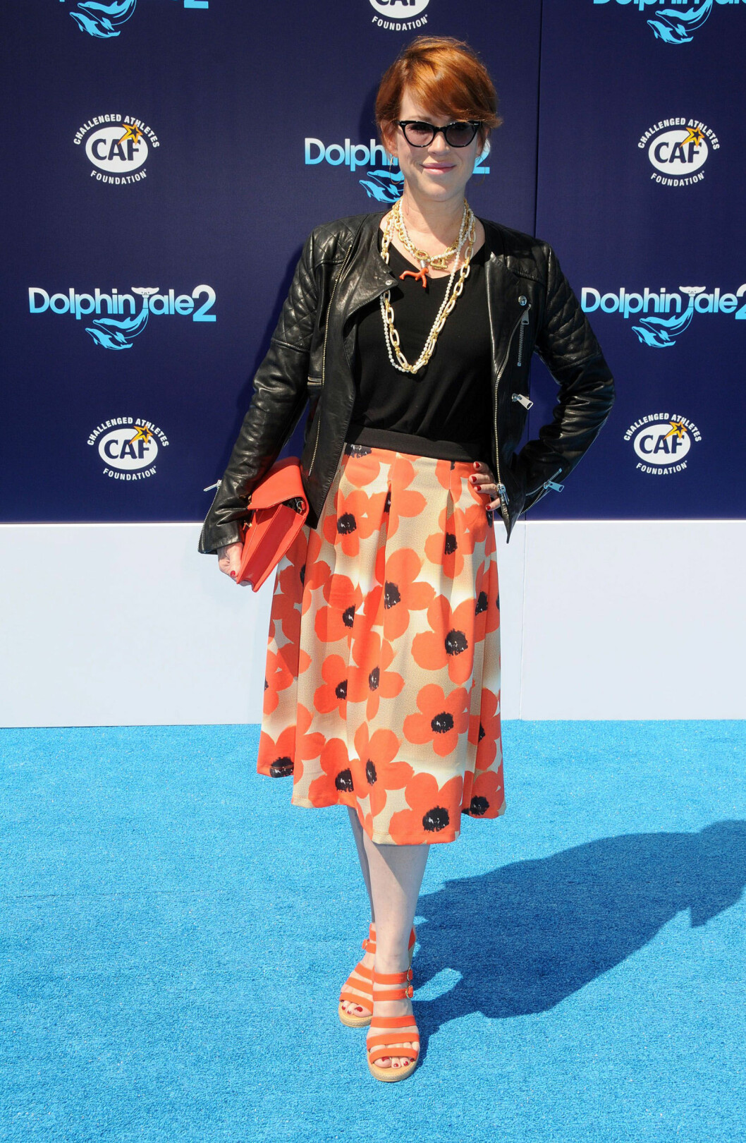 "På premiere for ""Dolphin Tale 2"" i Los Angeles i sommer. Foto: Byron Purvis/AdMedia/SIPA/All Ov"