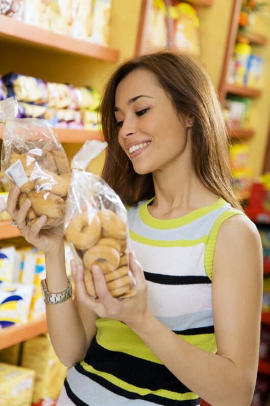 MISFORSTÅTT: Glutenfritt blir sett på som helsebringende og slankende, men dette medfører ikke riktighet, ifølge generalsekretær i NCF. Foto: Fotolia