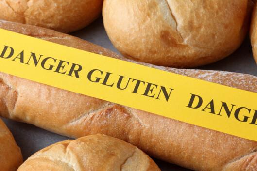 FARLIG FOR NOEN: Gluten er ikke bra for dem som reagerer på det, men for alle andre er det ikke farlig. Faktisk er gluten en av årsakene til at bolledeigen hever seg stor og fin. Foto: Fotolia