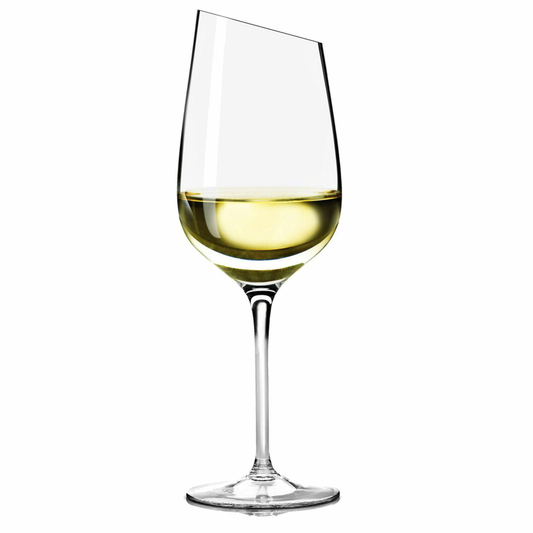 <strong>HVIT:</strong> Riesling-glass far EvaTrio (kroner 285, ilumsbolighus.no). Foto: Produsentene