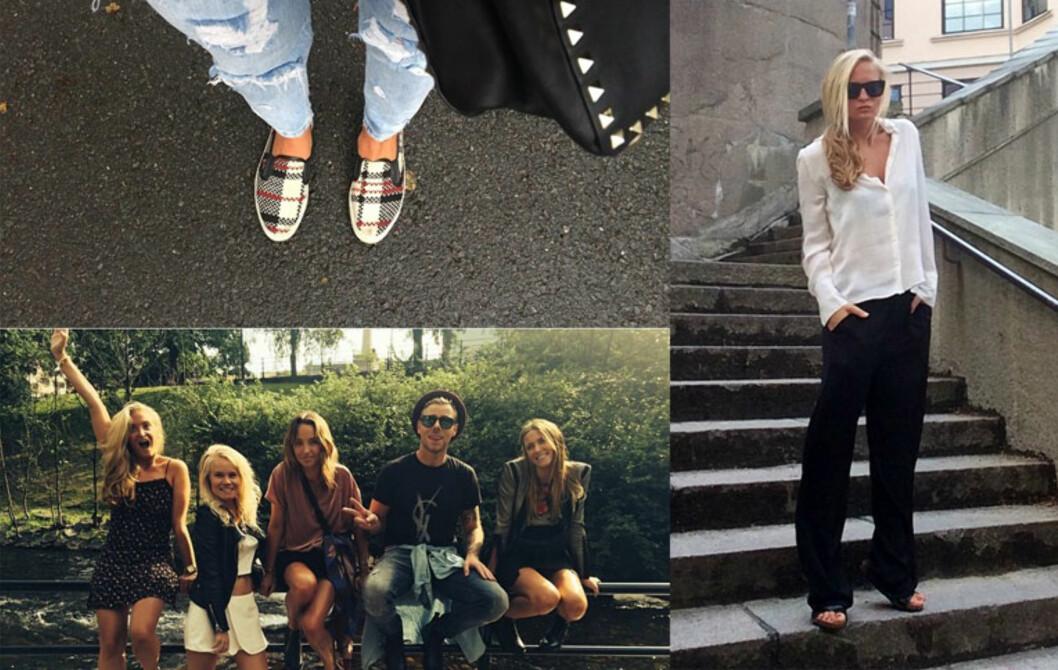 Nathalie Helgerud tar over instagram