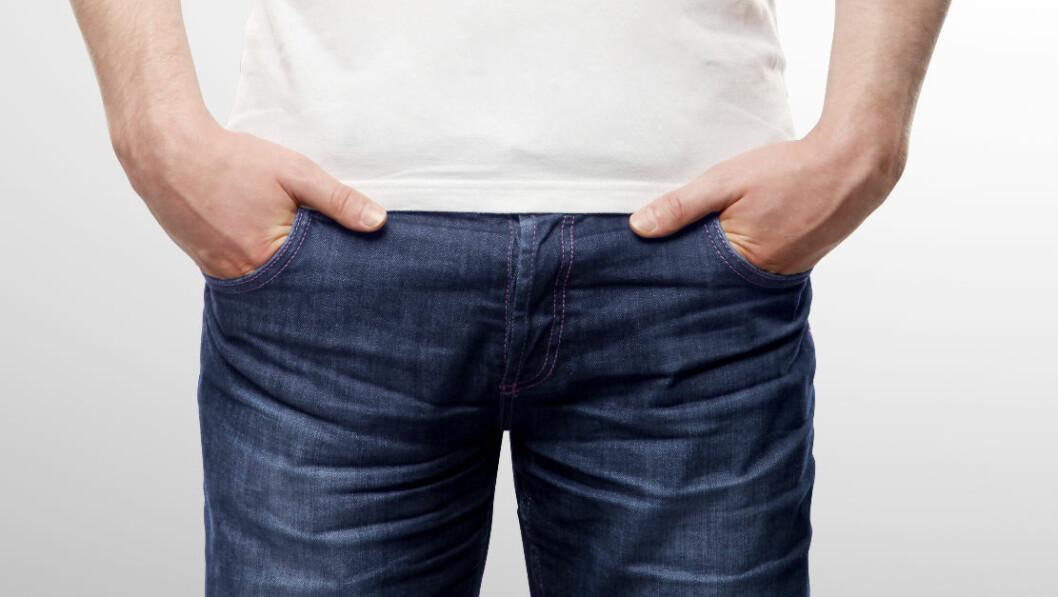 TESTOSTERON: Forskere skal nå finne ut hvorfor det står dårligere til med menns sædkvalitet og testosteronnivå. Foto: peshkova - Fotolia