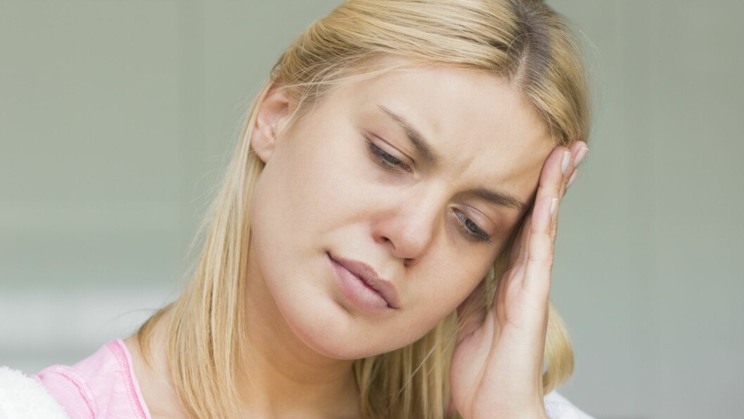 BØR TAS ALVORLIG: Hjernerystelse er svært vanlig, og som regel er man tilbake i normal form etter noen dager. Men et slag mot hodet kan også få alvorlige ettervirkninger. Foto: REX/Mood Board/All Over Press