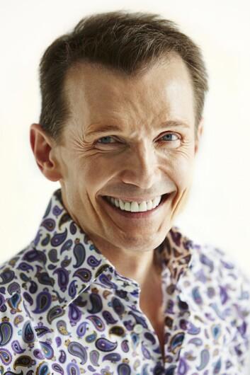 SUKSESS: Ole Henriksen gjør stor suksess blant stjernene i LA. Foto: Produsenten