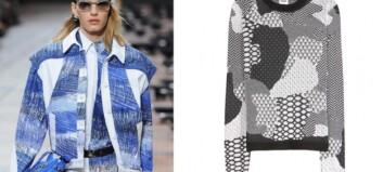 Mønstrete plagg gjør vår-comeback