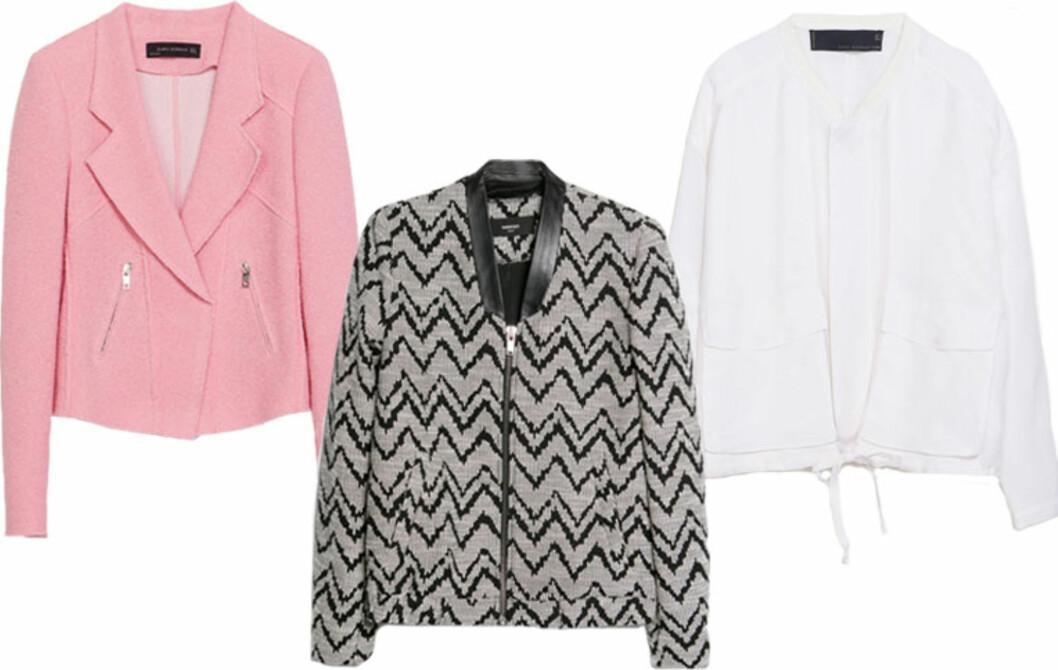 Her er sommerens fineste jakker!