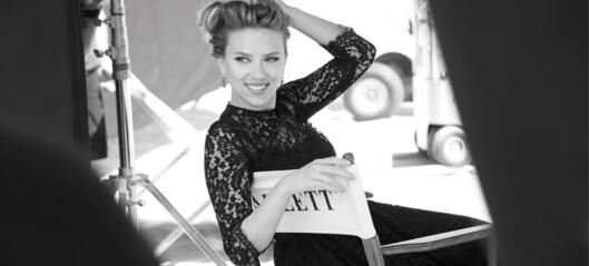 Slik feirer Scarlett Johansson jul!