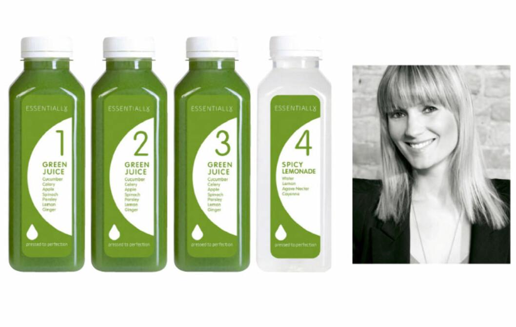 Kickstart året med juice-detox!