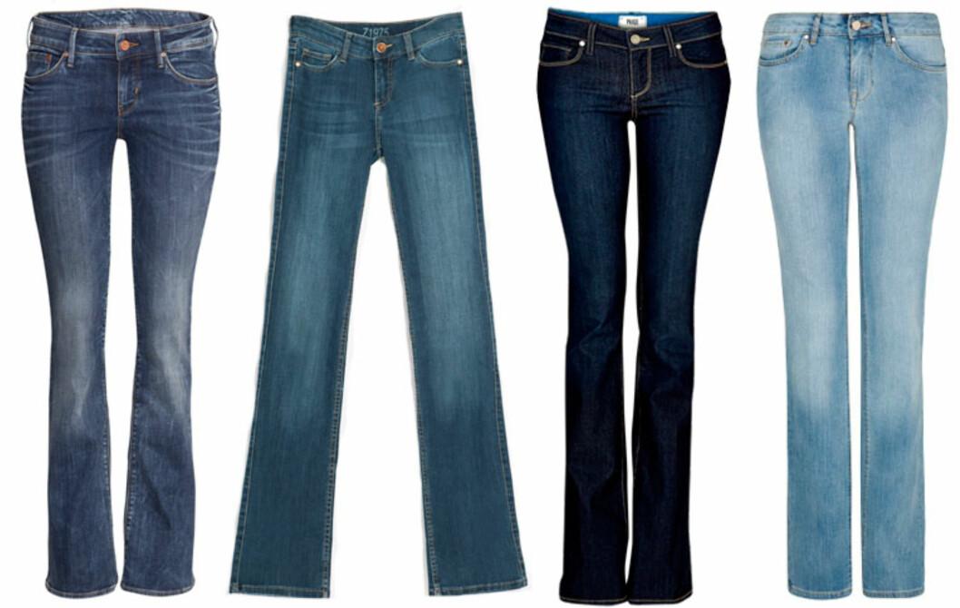 Nå er det tid for jeans!