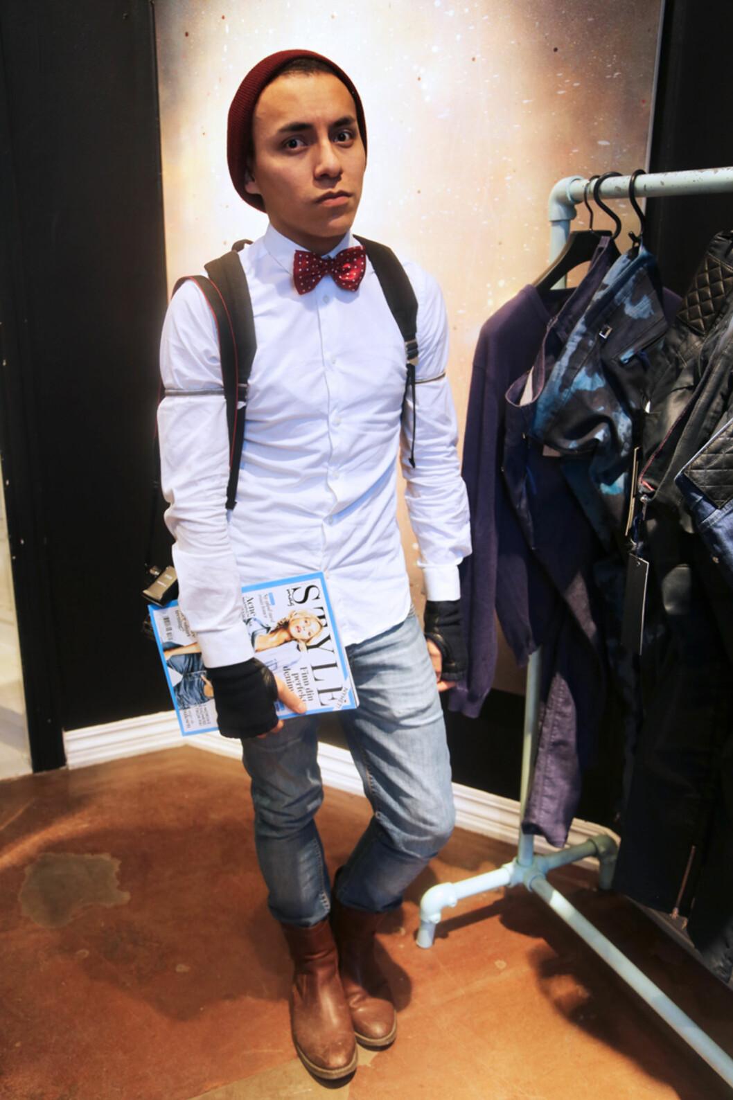 Her er fashionistaenes denimstil