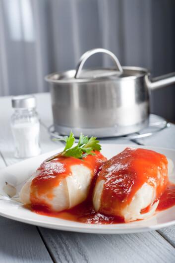 SLOW FOOD: Golubsti tar tid å lage, men smaker fortreffelig. Foto: thepiwko - Fotolia