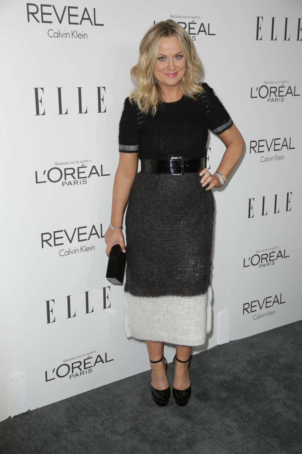 Amy Poehler i Calvin Klein Collection  Foto: REX/Jim Smeal/BEI/All Over Press