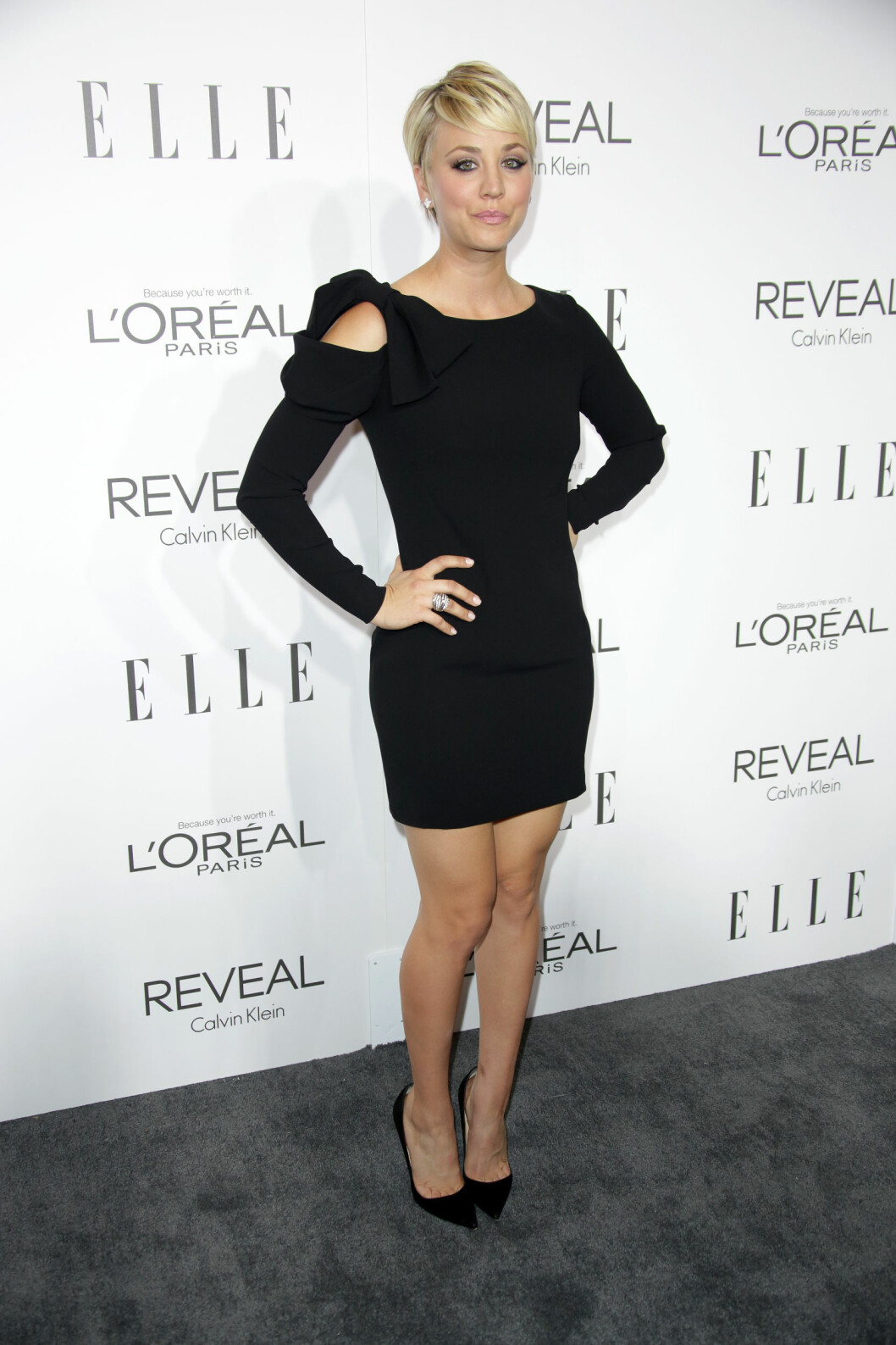 Kaley Cuoco Foto: REX/Jim Smeal/BEI/All Over Press