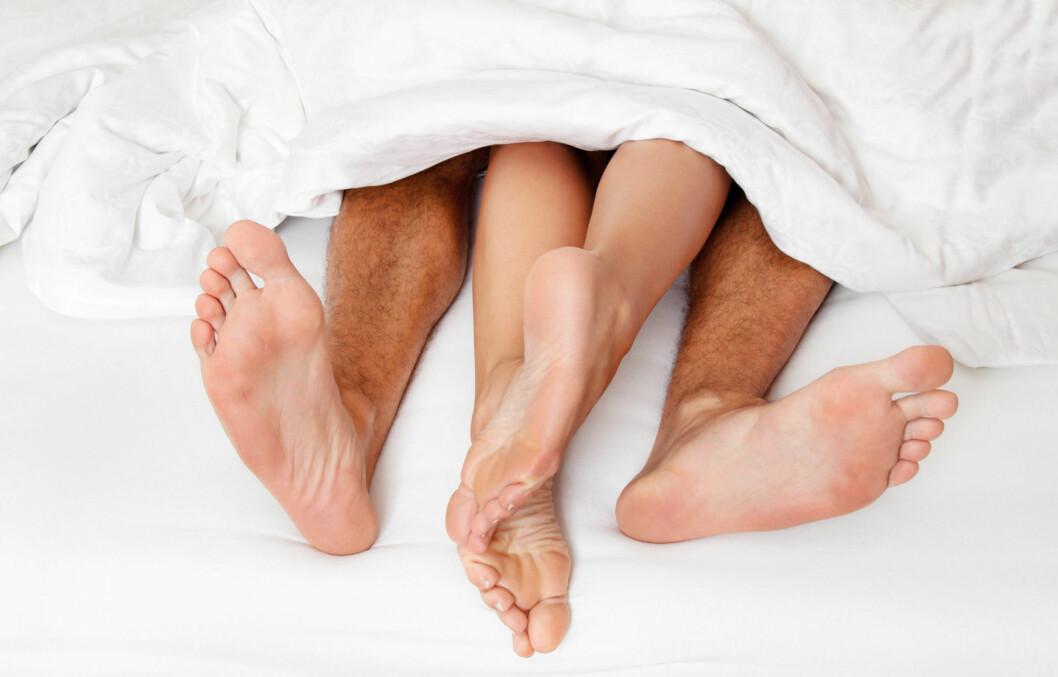 <strong>SEXTABBER:</strong> Å fake orgasme, ikke være ærlig og fokusere på alt annet enn samleiet er bare noen av sextabbene vi kvinner gjør.  Foto: Erwin Wodicka