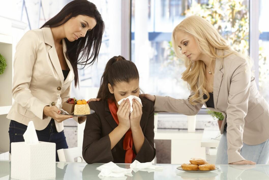 BRUDD: Det verste som kan skje når man dater en kollega er at det blir slutt. Da vil det være fryktelig vanskelig å skulle se han på jobb hver dag.  Foto: nyul - Fotolia