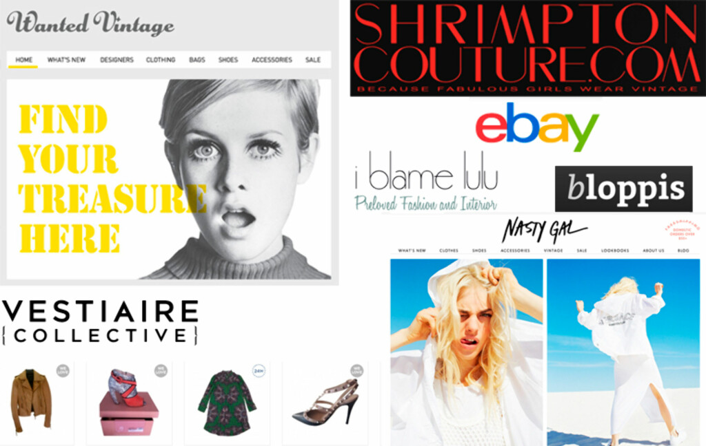 12a3e667 Nettbutikker: De ti beste nettbutikkene for deg som elsker vintage! - KK