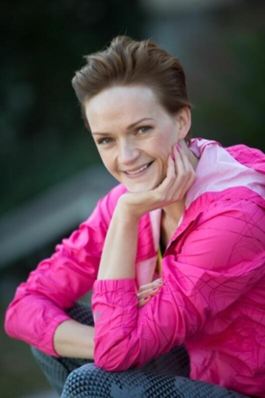 EKSPERT: Helle Bornstein (29) er eier og gründer av treningsstudioet Smart Trening og konseptet SMART. Foto: Rolf-Ørjan Høgset