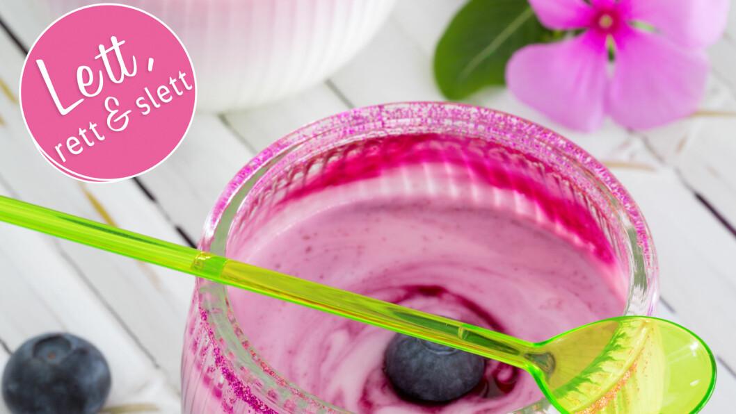 LETT, RETT & SLETT: Ukens oppskrift er på Trollkrem med blåbær og solbær - mmmmmm! Foto: 18042011 - Fotolia
