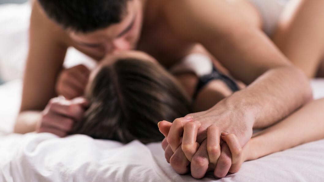 HAR SEX UTEN Å HA LYST: Det er vanlig at sexlysten vår daler fra tid til annen, derfor ender mange opp med å ha sex med partneren sin kun fordi de føler de er pliktet til det. Foto: llhedgehogll - Fotolia