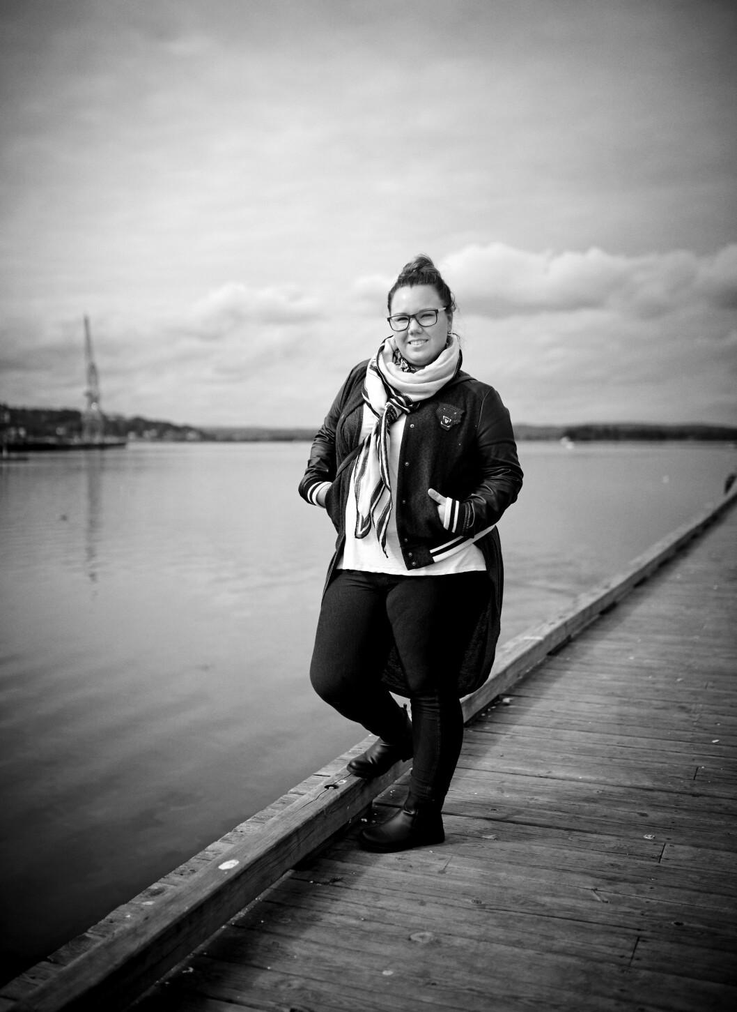 <strong>ALENE:</strong> – Jeg har følt meg så alene i alle år, jeg har følt at dette var noe som kun angikk meg., sier Sandra.  Foto: All Over Press Norway