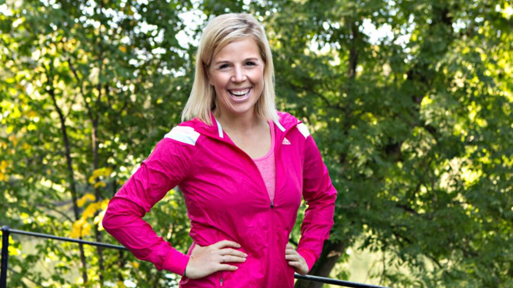 NETTMØTE: KKs nye treningsekspert Anne Marte Sneve, holder nettmøte torsdag denne uken!  Foto: Charlotte Wiig