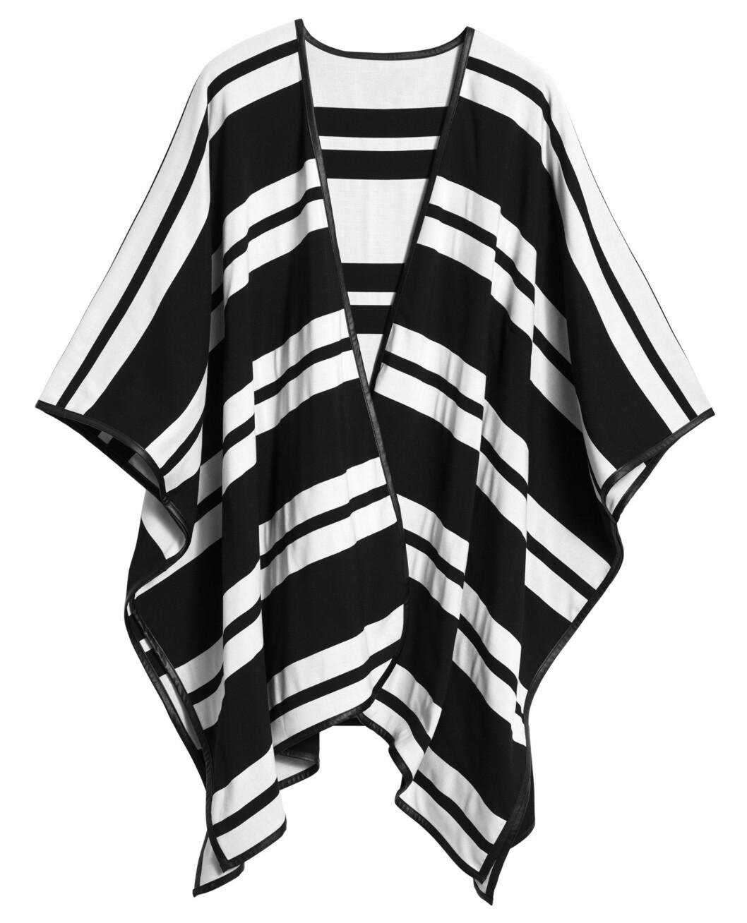 Stripet (kr 350, H&M). Foto: Produsenten