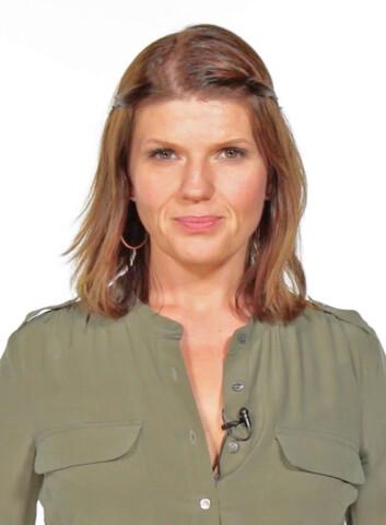 EKSPERTEN: Tone vid Skipá er skjønnhetsjournalist og makeupartist i KK. Foto: Per Ervland