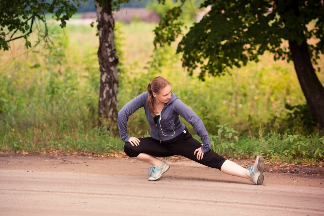 REDUSERT RISIKO: Komfort er viktig, så vil du fortsette å løpe uten undertøy finnes det forholdsregler som reduserer risikoen for soppinfeksjon. Foto: len44ik - Fotolia