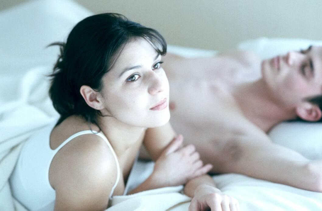 BLI SAMMENLIGNET: Mange kvinner er redde for at partneren deres skal sammenligne dem med for eksempel eksen sin.  Foto: REX/Burger / Phanie/All Over Press