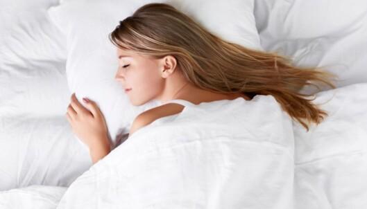 SØVN ER VIKTIG: Forskere tror at søvnen vår kan ha flere viktige funksjoner.