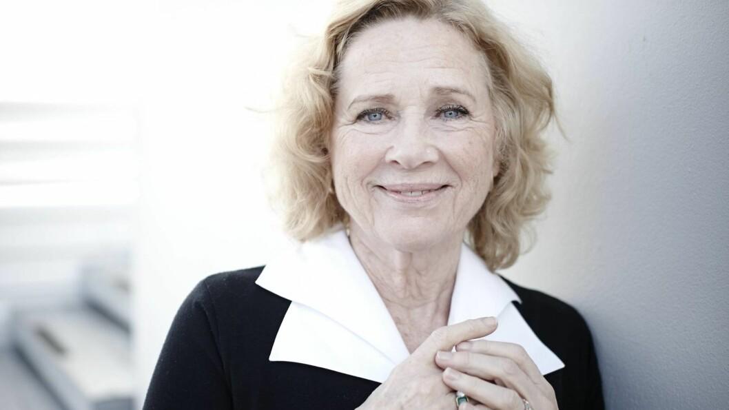 LIV ULLMANN: Filmlegende og regissør Liv Ullmann snakker åpent ut i ukens KK. - Jeg har gjort mye dumt. Men også så mye ok og bra, sier hun Foto: Geir Dokken/KK