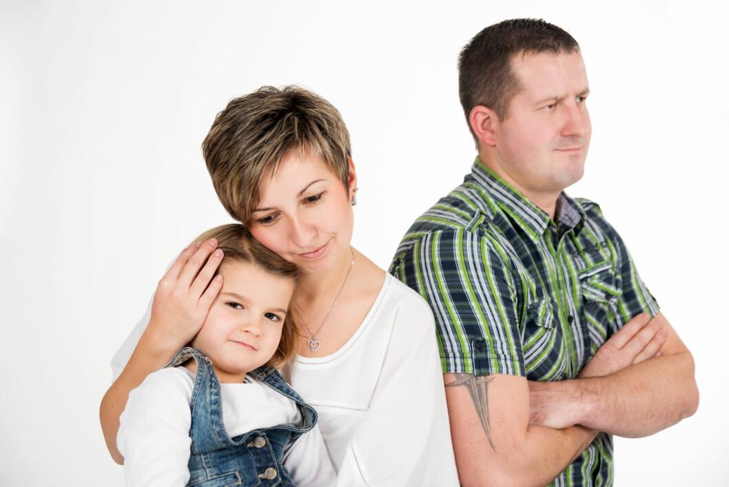 <strong>BABYPRESS:</strong> Ifølge Schmidt bør man ikke presse partneren til å få barn når han/hun ikke er klar. Det kan gi motsatt effekt og føre til at partneren trekker seg, eller kjenner motstand mot det kommende barnet. Foto: Kitty - Fotolia