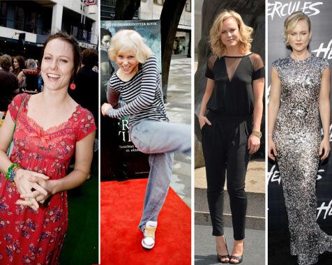 image: - Hun oser gammel Hollywood-glamour
