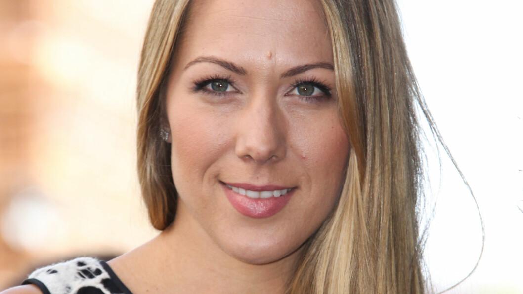 SLÅR ET SLAG FOR NATURLIG SKJØNNHET: Popstjernen Colbie Caillat (29) ønsker å sette fokus på naturlig skjønnhet med sin nye musikkvideo til låten «Try». Foto: REX/MediaPunch/All Over Press