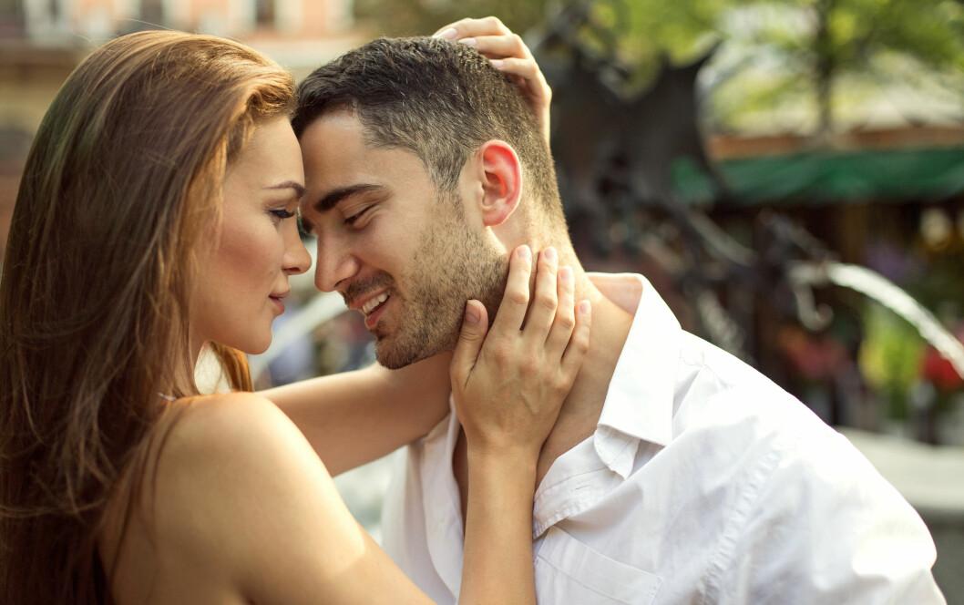 <strong>PIRRENDE:</strong> Årsaken til at mange har sex utendørs er at de tenner på tanken på å kunne bli oppdaget.  Foto: kiuikson - Fotolia