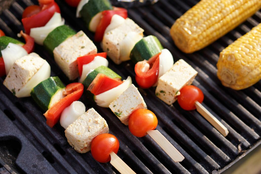 PERFEKTE SPYD: Husk å dele grønnsakene opp i like store biter.  Foto: silberkorn73 - Fotolia