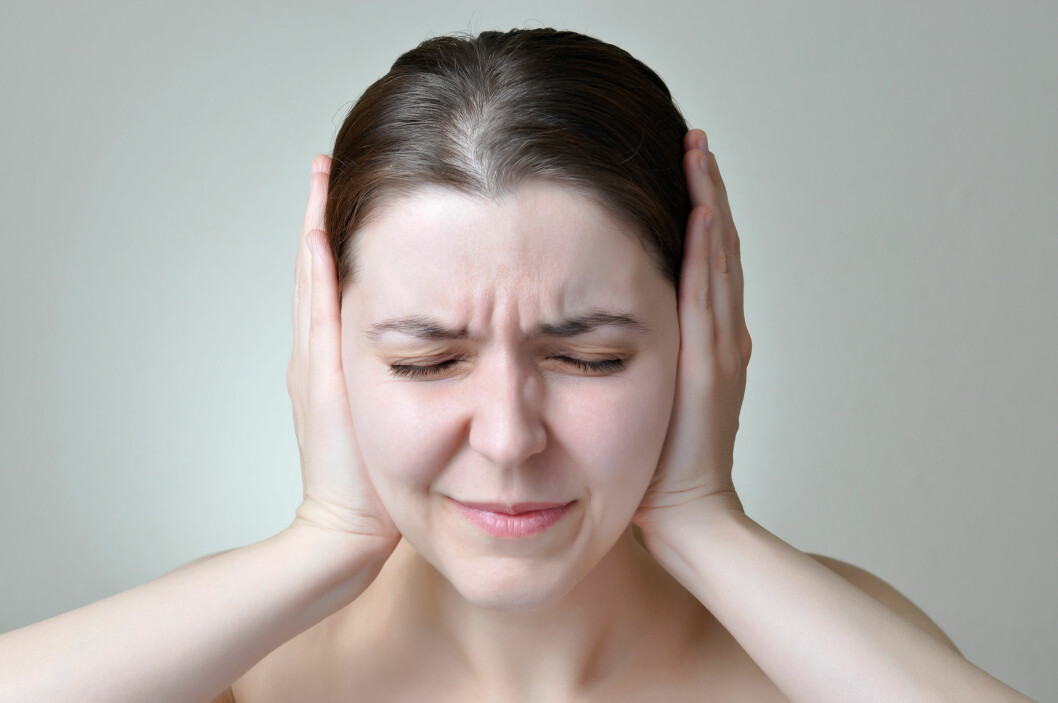 TINNITUS: Omtrent 750 000 nordmenn har tinnitus som plager dem i en eller annen grad. Foto: Von Schonertagen - Fotolia