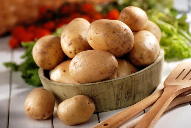 Skrelle poteter