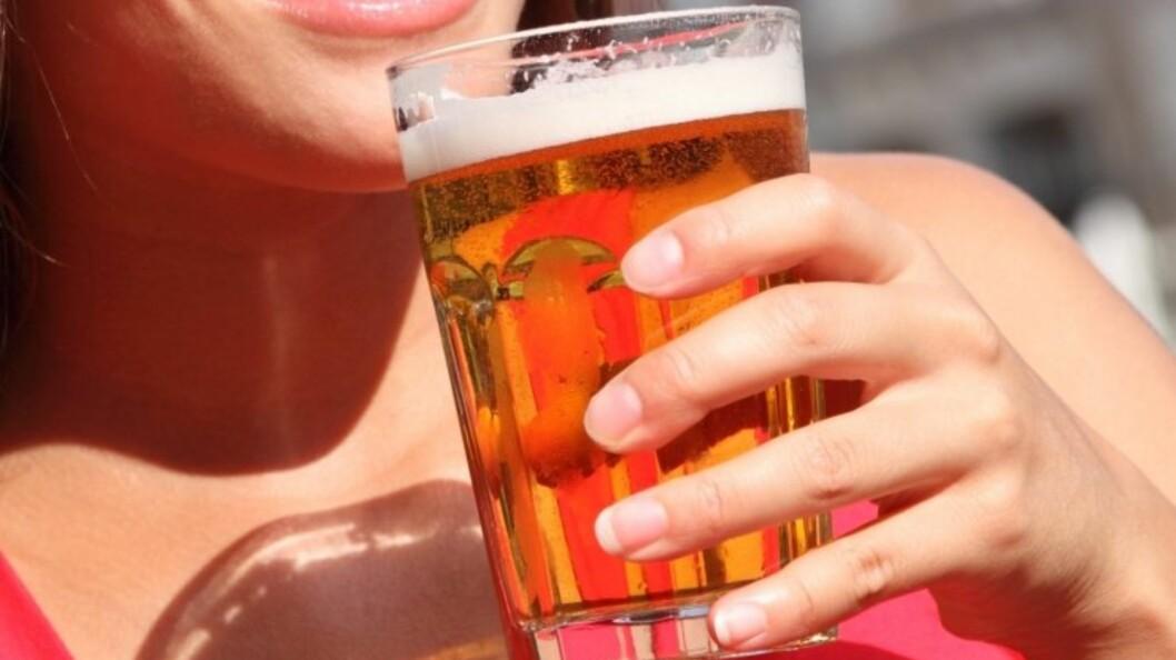 <strong>ALKOHOL OG TRENING:</strong> Kan det la seg kombinere? Helst ikke, mener forskere. Foto: Thinkstock.com