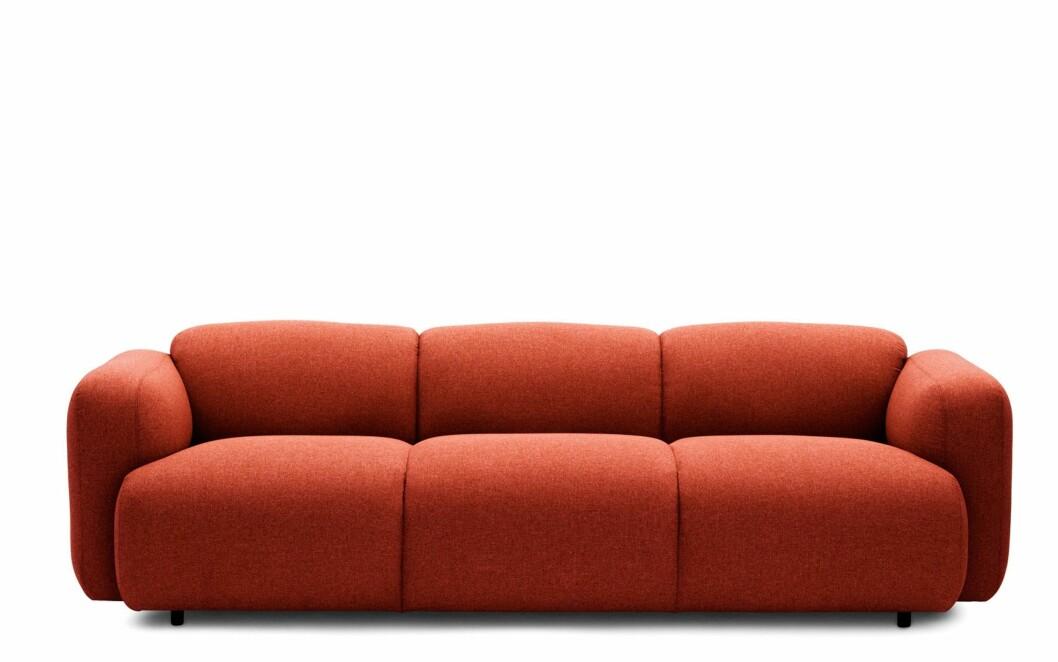 Swell sofa (26 000, designdelicatessen.no) Foto: Produsenten