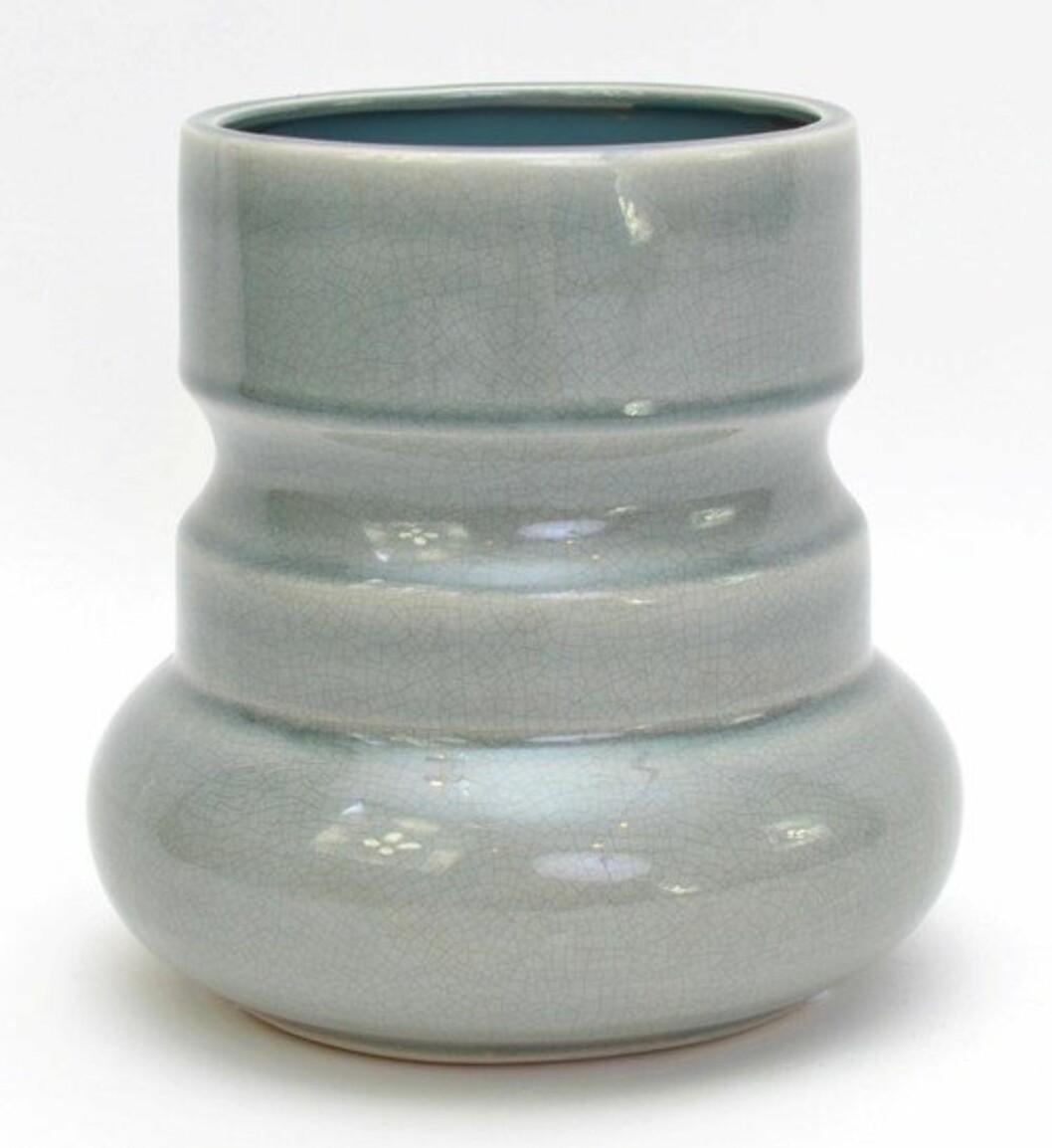 Vase (kr 350, corneliashus.no) Foto: Produsenten