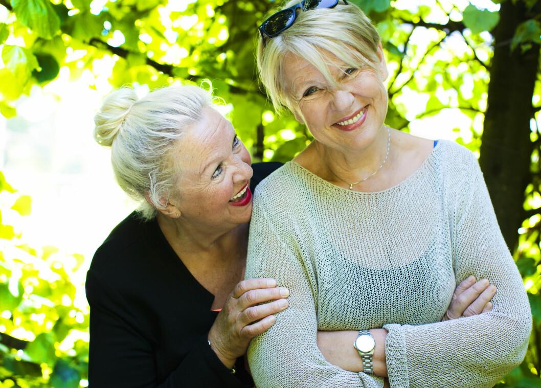 Psykolog søstrene Ihlen Foto: All Over Press Norway