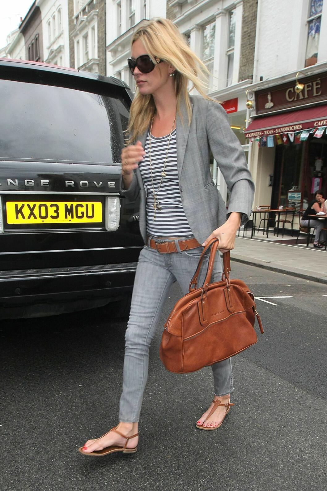 Kate Moss *** Local Caption *** 10.1204191a Foto: REX/Martin Karius/All Over Press