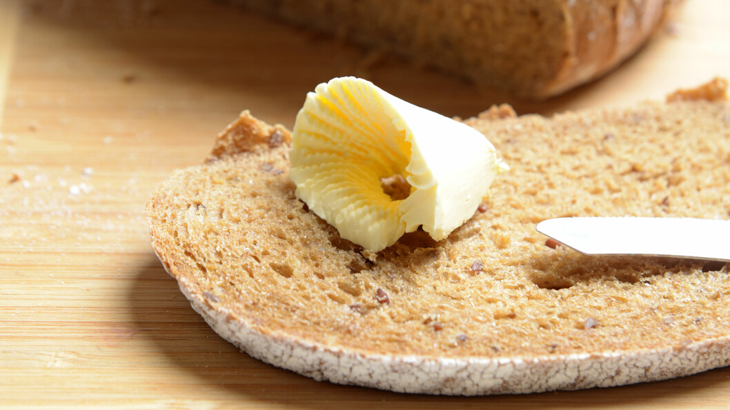 NED I VEKT: Riktig mengde mat og riktig type mat er viktig for å nå vektmålet, mener Helle Bornstein.  Foto: Kitty - Fotolia