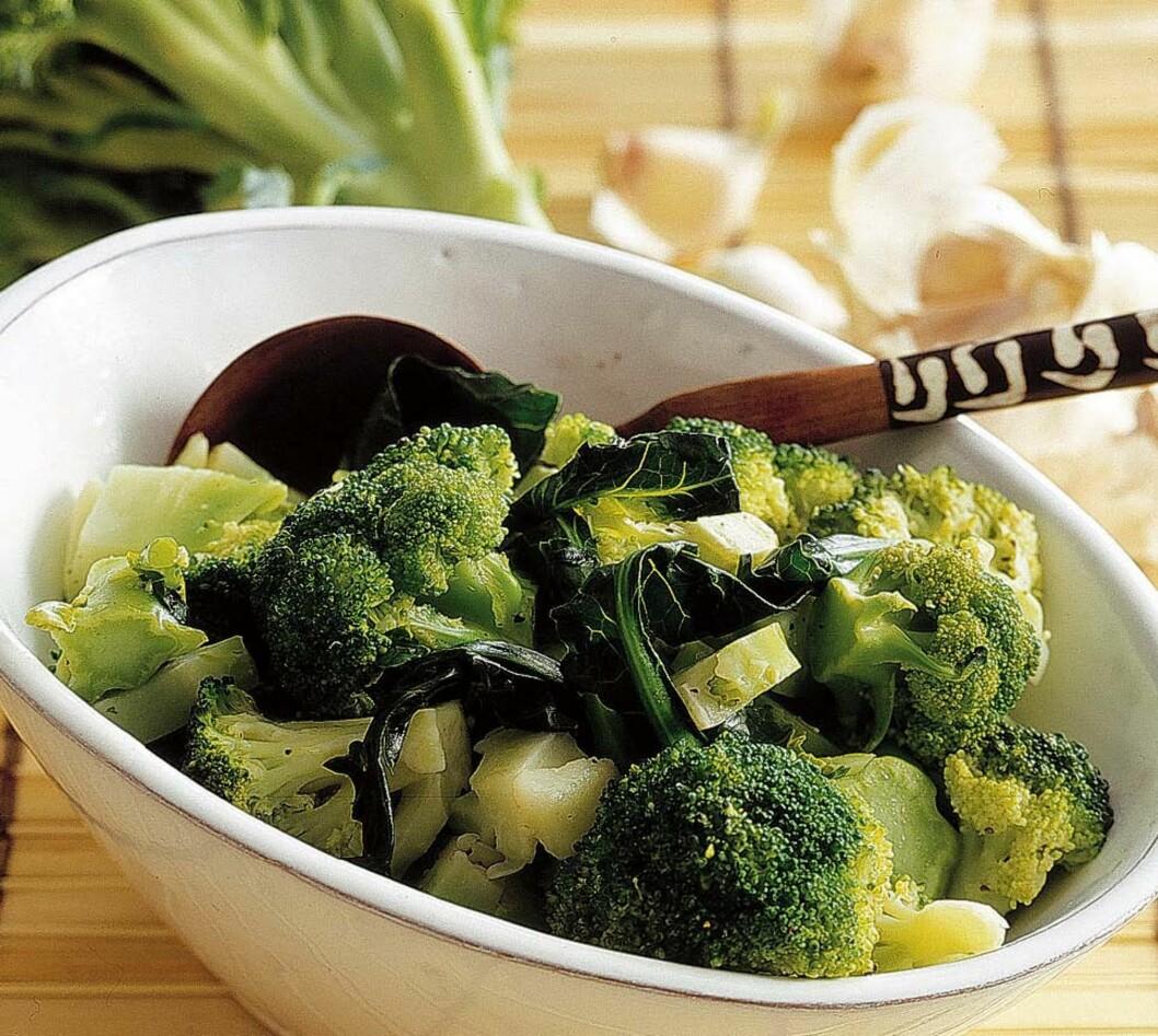 <strong>DEILIG OG FRISKY:</strong> Ha brokkoli sammen med pastaretten din, i salaten, eller ved siden av fisk, kjøtt og fugl - den er aller best dampet!. Foto: Thinkstock.com