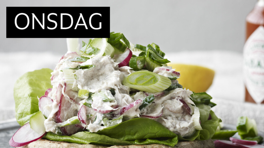 ENKELT: Denne retten tar deg bare 20 minutter å lage, perfekt for en travel onsdag! Foto: All Over Press