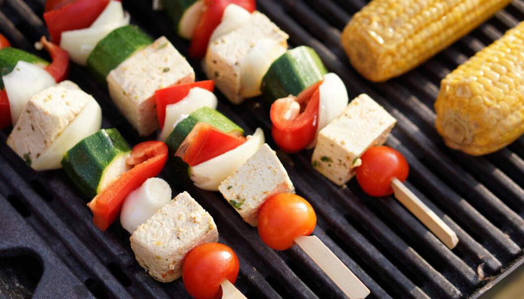 NÆRING: Sørg for at maten du serverer barna dine inneholder nok næringsstoffer.