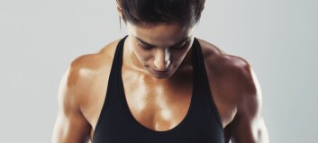 Tegn på at du er besatt av trening