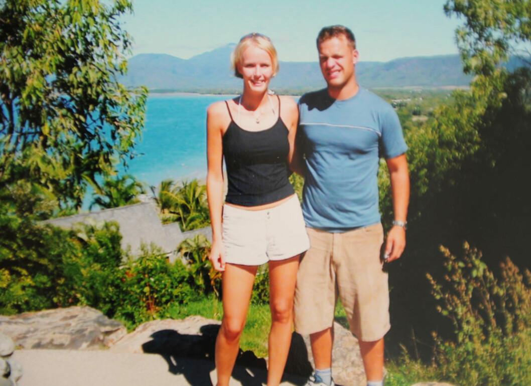 <strong>STUDERTE SAMMEN:</strong> Benedikte bodde to år i Australia sammen med samboeren Joakim. – Jeg hadde lenge planlagt å reise dit for å studere. Til min store overraskelse hadde han lyst til det samme, sier hun.